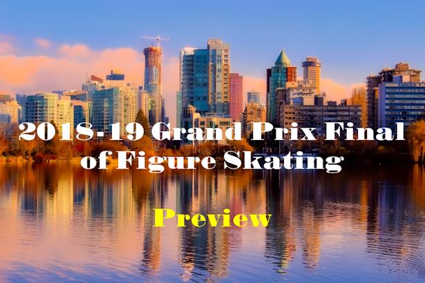 2018-19 Grand Prix Final