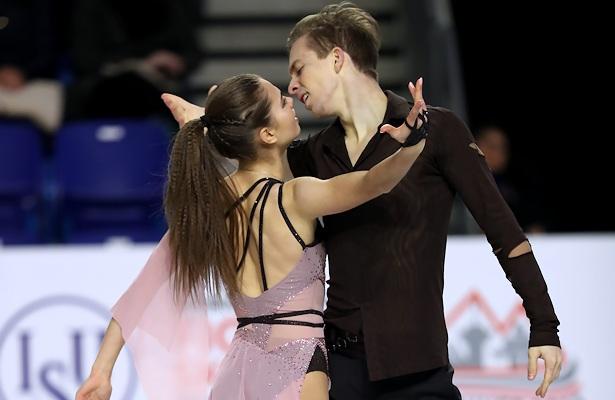 Sofia Shevchenko and Igor Eremenko