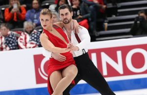 Madison Hubbell and Zachary Donohue