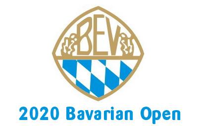 2020 Bavarian Open