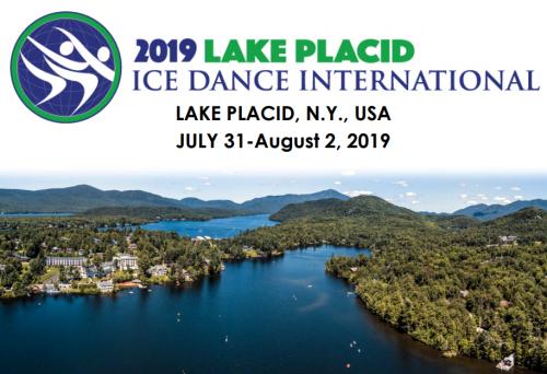 2019 Lake Placid Ice Dance International