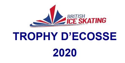 2020 Trophy D'Ecosse
