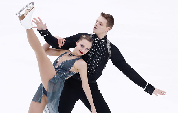 Boikova and Kozlovskii dominate pairs in Moscow for second Grand Prix gold