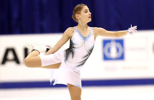 Kostornaia sets new record at 2019 NHK Trophy