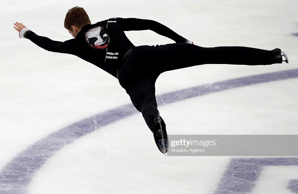 Alexander Samarin wins gold in Russian sweep at Rostelecom Cup