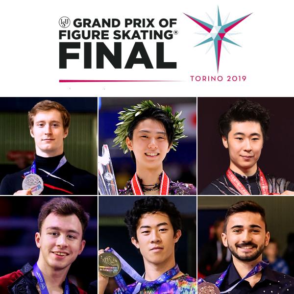 ISU Grand Prix of Figure Skating Final (Senior & Junior). Dec 05 - Dec 08, 2019.  Torino /ITA  - Страница 2 GPF-Men