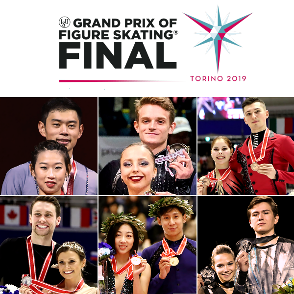 2019-20 Grand Prix Final Preview: Pairs