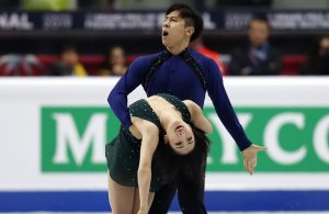 Wenjing Sui and Cong Han