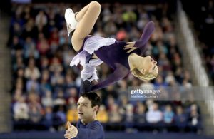 Alexa Knierim and Christopher Knierim