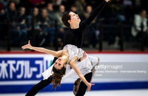 Avonley Nguyen and Vadym Kolesnik