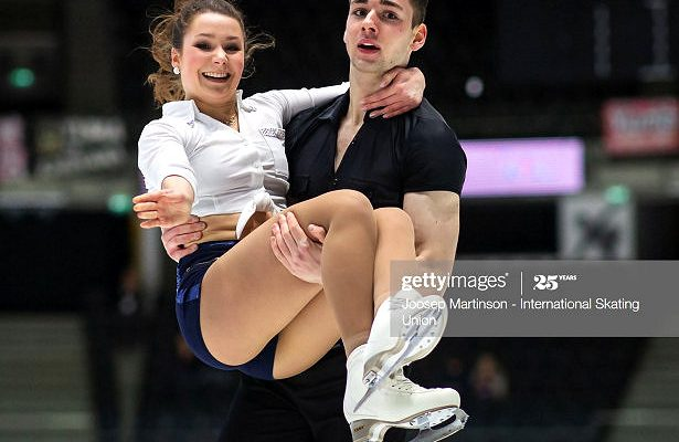Annika Hocke and Robert Kunkel