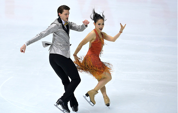 Misato Komatsubara and Tim Koleto