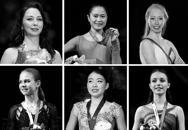 2021 World Figure Skating Championships: Ladies' Preview