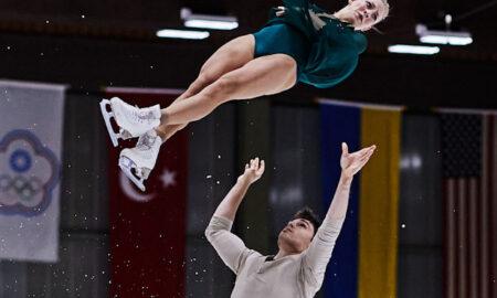 Minerva Fabienne Hase and Nolan Seegert